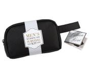 Lillian Rose Men's Wedding Day Survival Kit, 13cm x 7.6cm , Black