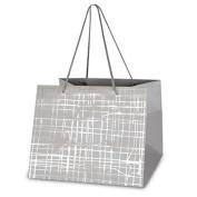CLUB GREEN Cake Bag, Silver, 24 x 24 x 24 cm