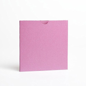 Very Berry Pearlescent Wallet Invites 125mmx125mm From Pocketfold Invites LTD