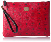 MCM womens Stark Pouch With Wristlet