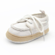 Quistal Baby Toddler Soft Sole Canvas Shoes Infant Boy Girl Toddler Shoes Sneaker