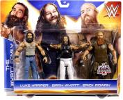 Luke Harper, Bray Wyatt & Erick Rowan Action Figure 3-Pack Wyatt Family