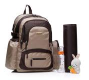 COLORLAND Abbey Ergo Baby Changing Backpack, Khaki