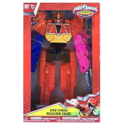 power rangers dino charge megazord figure 97216 by saban brands