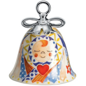 Alessi MW40 1 Jesus Christmas decoration in decorated porcelain