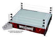 Ring Skirt (WrestleMania 31) - Ringside Exclusive WWE Wrestling Ring Accessory