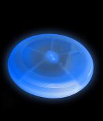 LED Frisbee 20cm - Blue
