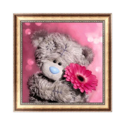ChengYa Bear 5D Diamond Embroidery DIY Painting Cross Stitch for Home Decoration