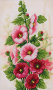Summer Afternoon Counted Bead Embroidery Kit 23x37 cm