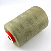 Olive Thread Trecore Bright Olive Green Thickness 80 5000 Polyester Forbitex