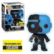 Justice League Silhouette Glow in the Dark Pop! Vinyl Figure - Entertainment Earth Exclusive