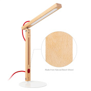 jcmaster Reading Lamp Classic Wood Design