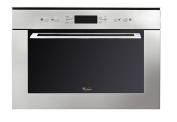 Whirlpool AMW 735 IX Built-in Stainless Steel Microwave with Grill, 31 Litre, 1000 Watt