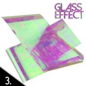 Mirror effect nail art foil 50cm N03