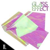 Mirror effect nail art foil 50cm N11