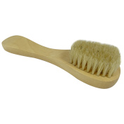 Acqua Sapone Natural Bristle with Wood Handled Facial Complexion Brush
