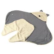 Domybest Newborn Baby Sleeping Bag Sleepsack Lovely Winter Warm Prams Swaddle Wraps Bedding