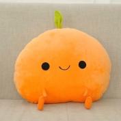 CHENGYI Lovely Fruit Hold Pillow Creative Cartoon Home Office Sofa Cushion 45*42cm