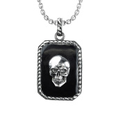 Strike Fear and Create Your Persona Skull Necklace