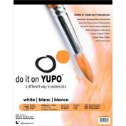 Yupo Paper 28cm x 36cm 10 Sheets/Pkg-White 34kg
