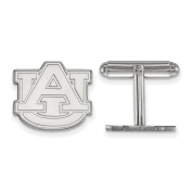 925 Genuine Sterling Silver Officially Licenced Auburn University Cuff Link