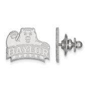925 Genuine Sterling Silver Officially Licenced Baylor University Lapel Pin