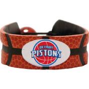 Gamewear Detroit Pistons Classic Basketball Bracelet