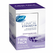 Secret® Clinical Strength® Clean Lavender Soft Solid Antiperspirant/Deodorant 2-15ml Sticks