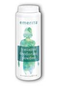 Feminine Deodorant Powder Fragrance Free Emerita 120ml Powder