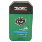 BRUT by Faberge - Men - 24 hour Deodorant Stick / Anti-Perspirant 60ml