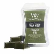 FRASIER FIR Case of 6 WoodWick Hourglass 90ml Wax Melts