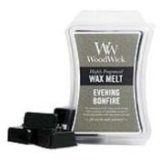 Evening Bonfire WoodWick Hourglass 90ml Wax Melt
