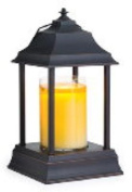 OIL RUBBED BRONZE Carriage Candle Warmer Lantern by Candle Warmers