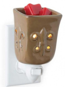 TOFFEE FLEUR DE LIS Pluggable Warmer by Candle Warmers