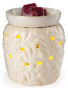 VIENNA GLIMMER FRAGRANCE WARMER by Candle Warmers