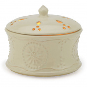 Candle Aire Fan Fragrance Warmer, Tuscan Cream
