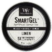 LINEN SmartGel Spill-Proof Warmer Tin by WoodWick