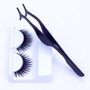Hot False Eyelashes Extension Applicator Remover Clip Tweezer Nipper Beauty Tool