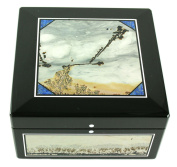 Hand Made Lapidary Stone Jewellery Box
