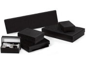 1 Unit Black Embossed Jewellery Boxes 5 Size Assortment Unit pack 42