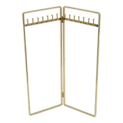 Darby Home Co Metal Earring Jewellery Stand