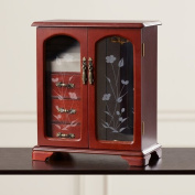Darby Home Co Weekes Two Sided Mini Jewellery Box