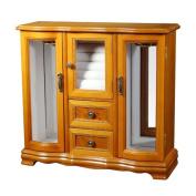 Darby Home Co Glass Door Jewellery Box