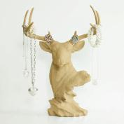 The Wall Charmers Virginia Faux Deer Jewellery Rack