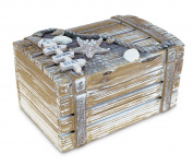 Nautical Décor Baja Medium Jewellery Box