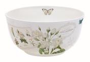 Easy Life Bowl, Porcelain, Multi-Colour, 14.5 x 14.5 x 7 cm