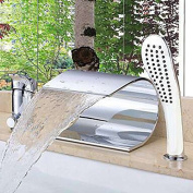 YUCH Water faucet with detachable faucet for basin faucet and copper sink