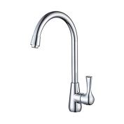 YUCH Stainless steel faucet, faucet, zinc alloy handle and faucet in kitchen