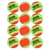 Gamma Quick Kids 18m Court Tennis Balls 12 count