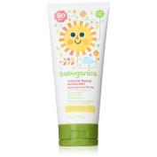 BabyGanics Mineral Based Sunscreen Lotion 50 SPF - 180ml